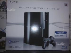 PlayStation 3 fat 80 gb