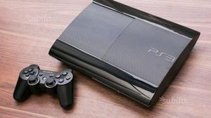 PlayStation 3 ultra slim ps3 3 giochi originali