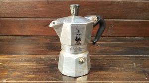 V334 riuso caffettiera Moka Bialetti originale d'epoca 1tz