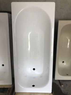Vasca da bagno 170x70 in ghisa porcellanata NUOVA bianco