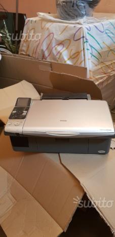 Monitor e stampante