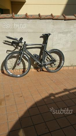 Wilier blade crono triathlon