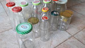 Vasetti in vetro trasparente con tappo posot class - Vasetti vetro ikea ...