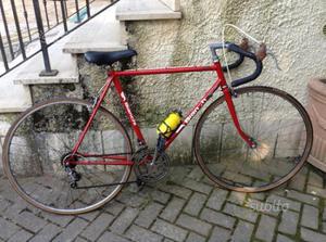 Bicicletta Bianchi da corsa vintage