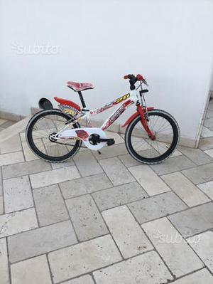 Bicicletta bambino taglia 20
