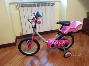 Bicicletta bimba 3-5 anni b-twin