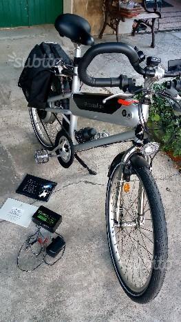 Bicicletta Elettrica Mercedes Benz Hybrid Bike Posot Class