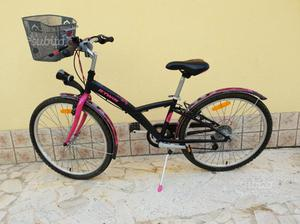 """Bicicletta per bambina 24"""""""
