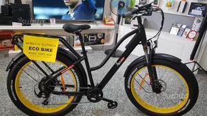 Fat bike elettrica yes bike 26