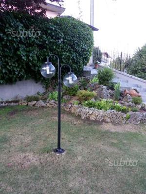 Lampioni da giardino e lampade x esterno