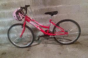 "Mountain Bike 24"" marca Monviso"