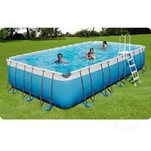 Cerco piscina laghetto 280 x 400 usata posot class for Riparare piscina