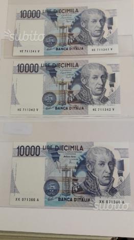 Banconote della repubblica fds