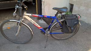 City Bike da uomo taglia L con borse usata