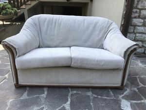 Coppia divani in tessuto sfoderabile