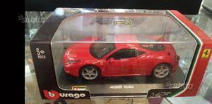 Modellino Ferrari 458 Italia