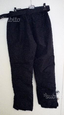Pantaloni sci donna taglia 48