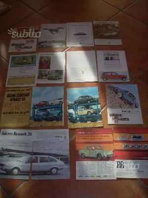 Pubblicita' Simca Renault