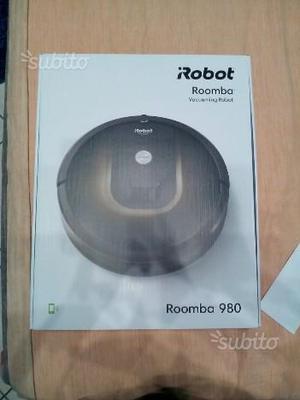 Aspirapolvere robot iROBOT - Roomba 980