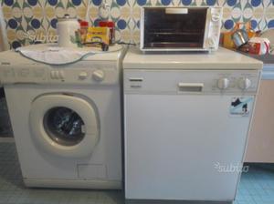 Frigo, lavastoviglie e cucina a gas Hoover tutto