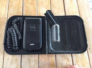 Rasoio elettrico Braun compact
