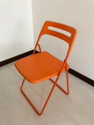 Sedie Pieghevoli Imbottite Ikea.Coppia Sedie Comode Ikea Da Interno Posot Class