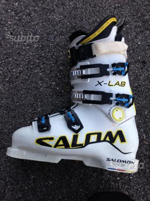 Scarponi salomon lab flex 140 | Posot Class