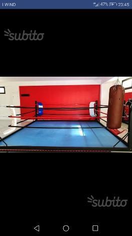 Vedo ring da allenamento per sport da combattiment