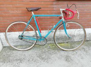 Bici corsa anni 40 giuffredi cambio corsa 2 stecch