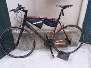 Bici corsa carraro alluminio luglio