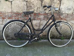 Bicicletta Bianchi donna anni 50