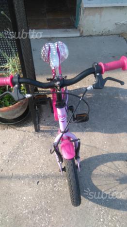 Bicicletta bambina 14 pollici