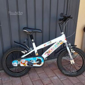 Bicicletta bambino/bambina da 14