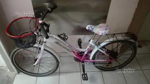 Bicicletta da bambina raggio 20 bambina 6-10 anni