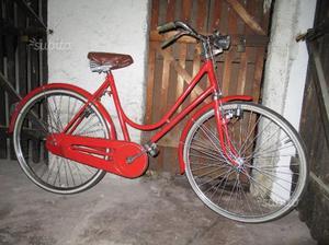 Bicicletta da donna 26 freni a bacchetta anni 70