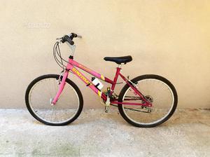 Bicicletta mountain bike bambino