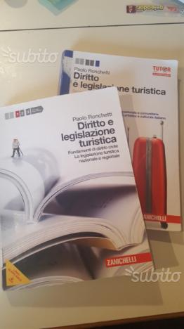 Diritto e Legislazione turistica 1 e 2