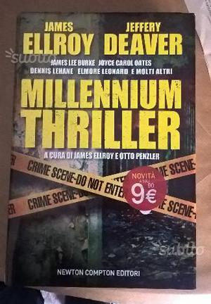 Millennium Thriller - A cura di James Ellroy