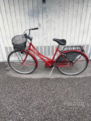 Mtb e bicicletta donna