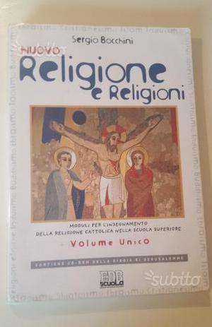 Nuovo Religione e religioni Libro Nuovo