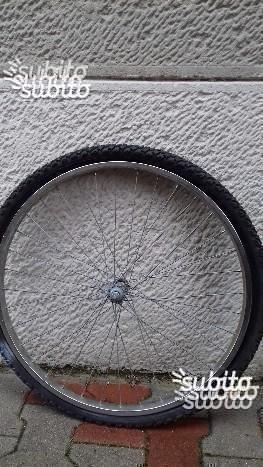"Ruota anteriore Mountain bike 26"""