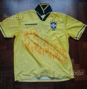Maglia Ronaldo del Brasile originale