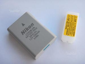 Nikon EN-EL14a Batteria Nikon DF D D D