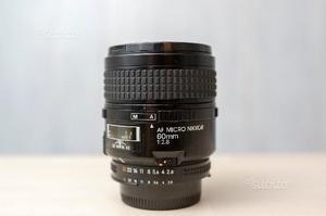 Nikon  Micro AF