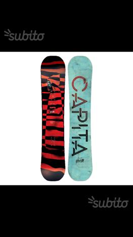 Tavola snowboard capita horroscope