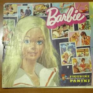 Album figurine Panini Barbie , completo