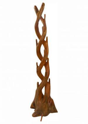 Appendi Abiti in legno massello SUAR