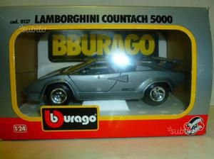 BbURAGO LAMBORGHINI COUNTACH 1 24 M.I.B