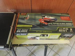 Elicottero blade mcp x