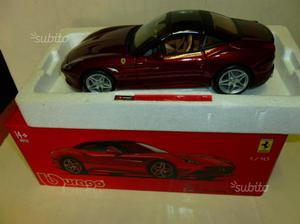 Ferrari 1 18 california t Bburago signatrure m.i.b